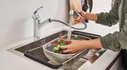 Küchenarmaturen von Grohe
