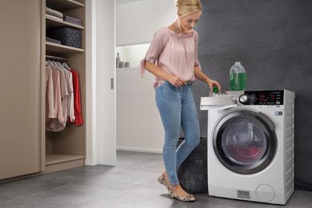 Waschtrockner von AEG