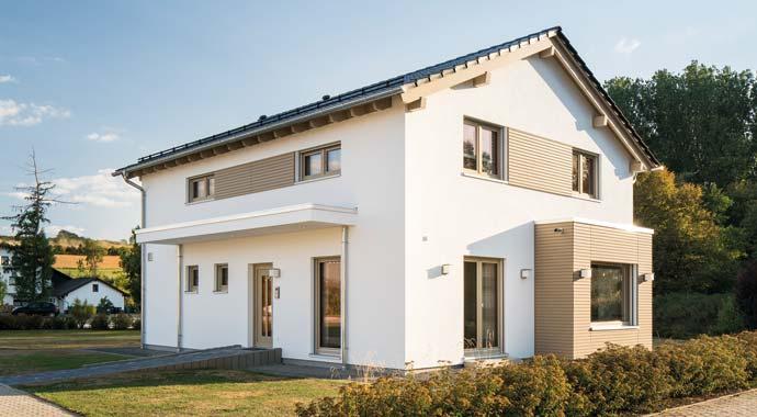 FingerHaus Haus Sento 500 B Außenansicht