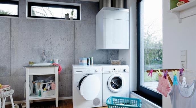 eine kontrollierte wohnrauml ftung sorgt f r luftwechsel. Black Bedroom Furniture Sets. Home Design Ideas