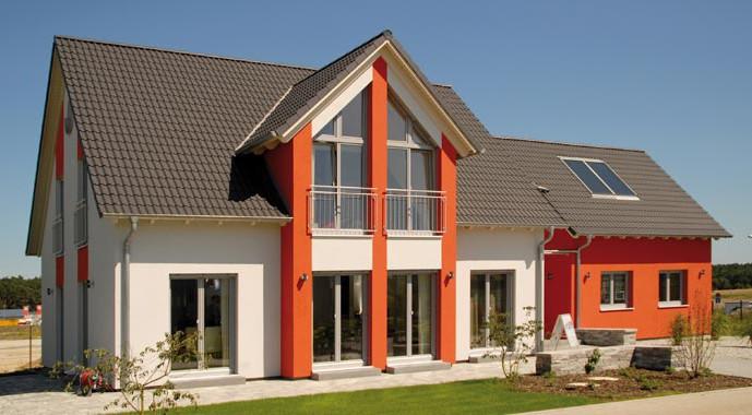 Wohnen mit der ganzen familie mehrgenerationenhaus bauen for Fertighaus mit einliegerwohnung