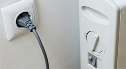 Heizen mit Strom: Zum Beispiel mit einer Radiatorheizung