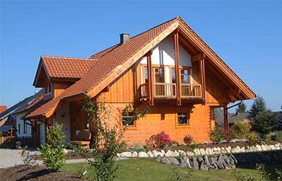 Tirolia Holzhaus musterhäuser tirolia hurra wir bauen