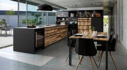 Küchen werden als Wohnraum immer wichtiger.
