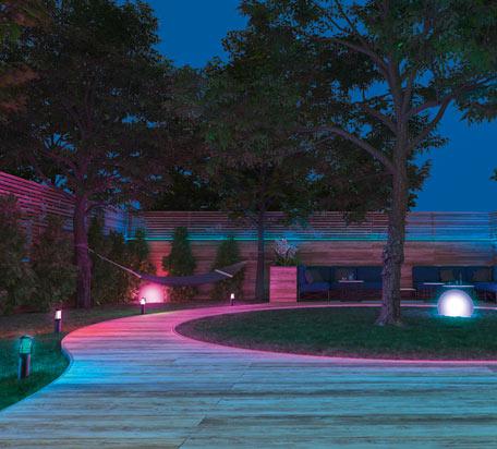 tint Garten-Leuchten von Müller-Licht