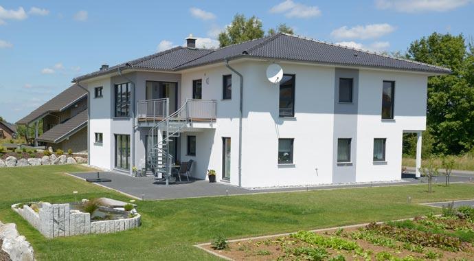 Mehrgenerationenhaus von Fingerhut