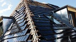 Solardachziegel von Autarq