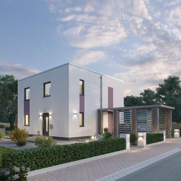 Einfamilienhaus BHS 122 von Ytong Bausatzhaus