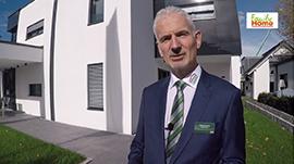 Voll im Trend: neues Musterhaus Rensch-Haus