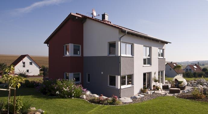 Der Massivhausanbieter Kern-Haus plant & baut Ihr Eigenheim