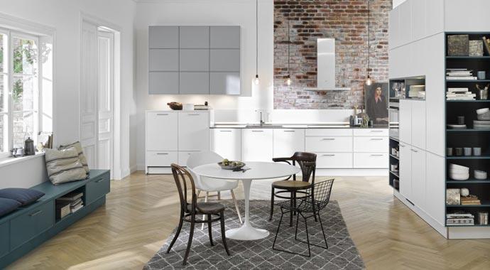 Nolte Küchen mit Carisma Lack | Hurra wir bauen