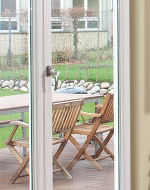 Einbruchschutz bei Schwabenhaus: Pilzzapfenverriegelung und Sicherheitsschließstücke