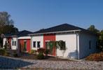 Schwabenhaus Haus Schumann Außenansicht