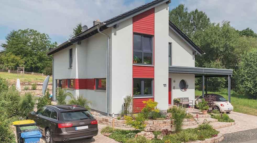 FingerHaus: Das Zuhause am Ortsrand
