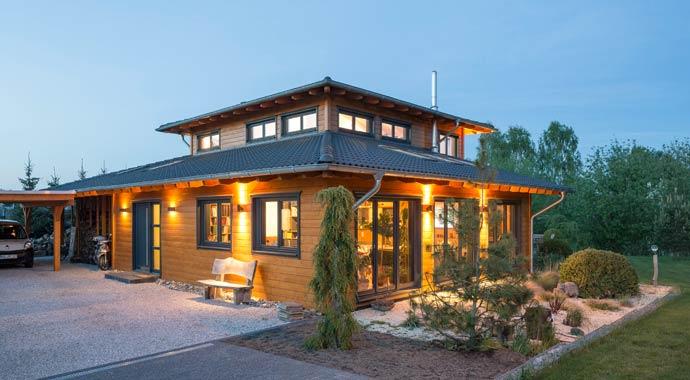 Stommel-Haus Haus Sommerlinde Außenansicht