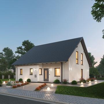 EFH 142 von Ytong Bausatzhaus