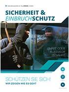 Titel Heft im Heft Sicherheit und Einbruchschutz