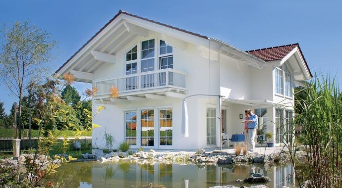 Modernes Landhaus von Adlerhaus