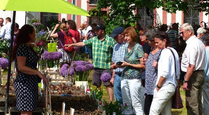 Gartentage Buxheim