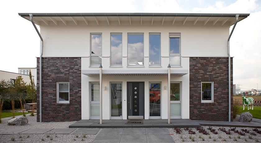 Gussek Haus Musterhaus Diana Außenansicht