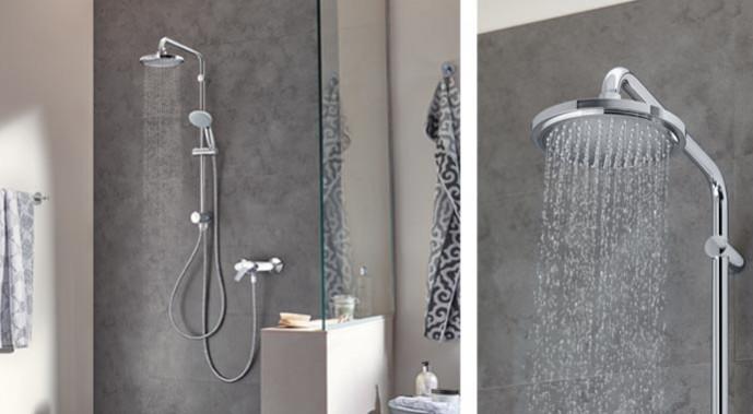 Duschsystem Grohe Flex