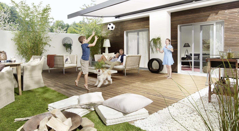 Tipps für die kreative Gartengestaltung von Kebony