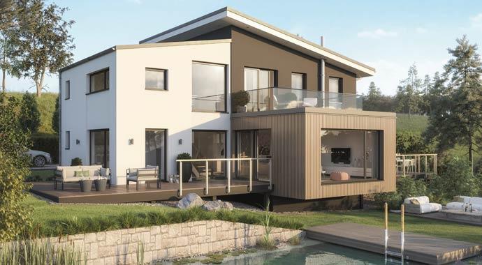 Bien-Zenker Musterhaus Concept-M 170 | Hurra wir bauen