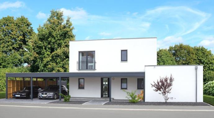 Lehner-Haus Kundenhaus Außenansicht