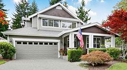 Symbolbild Einfamilienhaus in den USA