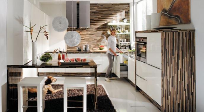 Egal, ob Neu- oder Altbau – geräumige Wohnküchen sind begehrt wie nie.