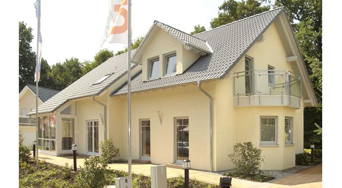 okal haus musterhaus bad vilbel ii. Black Bedroom Furniture Sets. Home Design Ideas