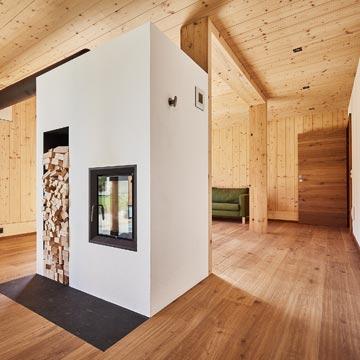 Wohnhaus Abersee von holzius