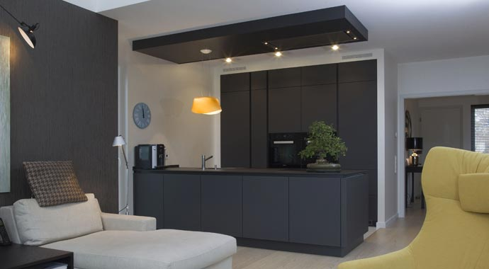 Haacke Haus: Winkelbungalow mit Satteldach