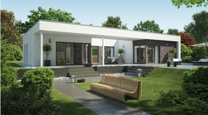 Okal Haus okal haus modell fn 110 170a