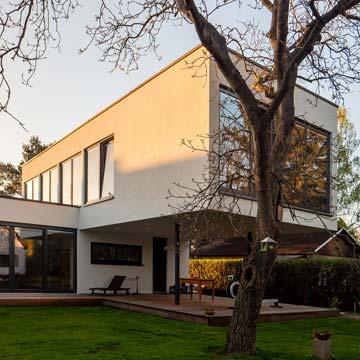 Architektenhaus Design von Max-Haus
