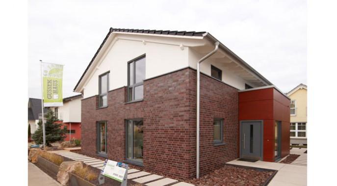 Gussek Haus Pappelallee Variante 1 Außenansicht