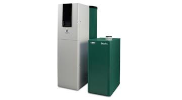 Brennstoffzellenheizung Dachs InnoGen von SenerTec