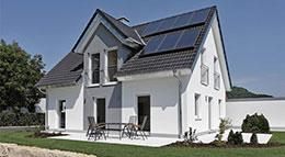 Fertighaus in Massivbauweise von Dennert Massivhaus