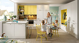 Familienküche von Schüller