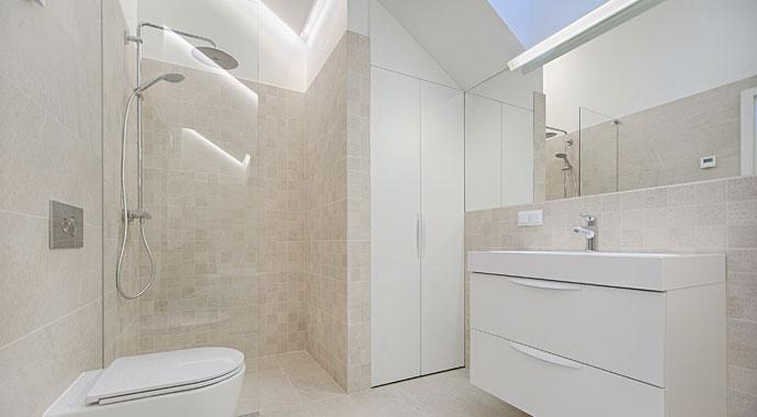 Symbolbild Badezimmer