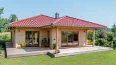 Fullwood Haus Ostseelagune Außenansicht