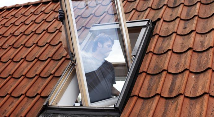 Dachfenster austauschen und energieverluste senken - Velux dachfenster austauschen ...