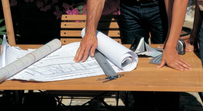 Architekten haften für Mängel Ihres Bauprojekts