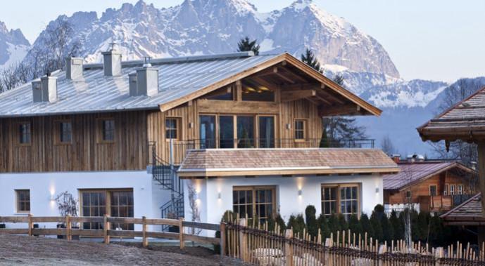 Im Innern von Landhaus Fichtner sorgt ausgefeilte Gebäudetechnik für Komfort und Sicherheit.