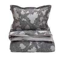 Bettwäsche und Decke von Gant