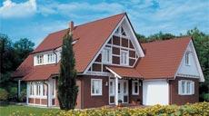 Haacke Haus Fachwerkhaus Bad-Vilbel Außenansicht
