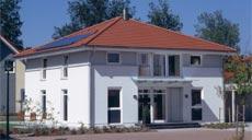 Haacke Haus Stadtvilla Pankow Außenansicht