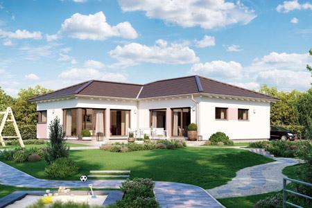 Außenansicht Solution 100 V3 von Living Haus