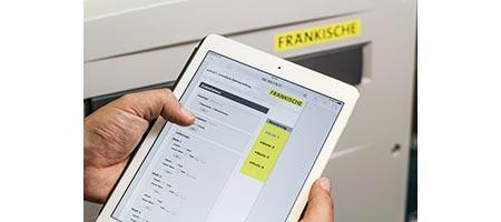 profi-air touch Lüftungsgeräte lassen sich über mobile Endgeräte steuern