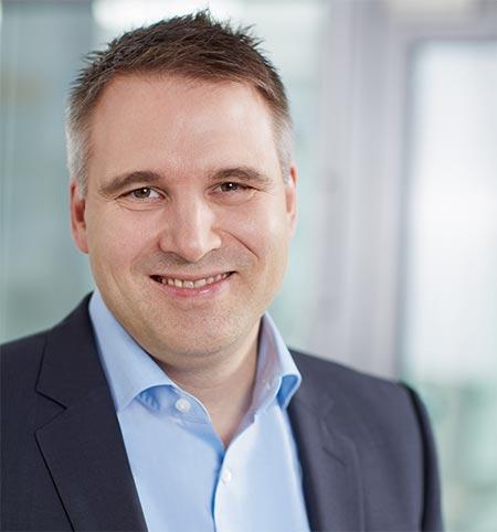 Portrait Oliver Geithe von Zehnder